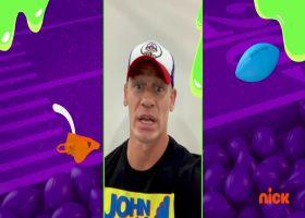 John Cena, Burleson, Young Dylan pick their fantasy lineups | 'NFL Slimetime'