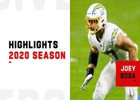 Joey Bosa highlights | 2020 season