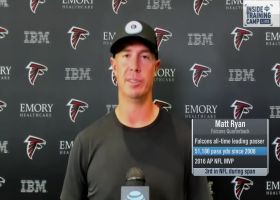 Matt Ryan breaks down how training camp will differ in 2020