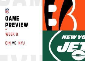 Bengals vs. Jets preview   Week 8