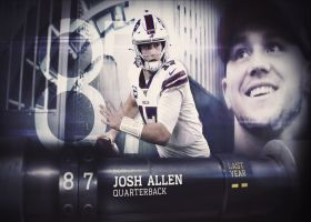 'Top 100 Players of 2020': Josh Allen | No. 87