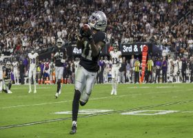 Henry Ruggs III torches Ravens for clutch 37-yard gain on third-and-long