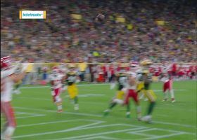 Litton finds Keizer in the back of the end zone for Chiefs TD