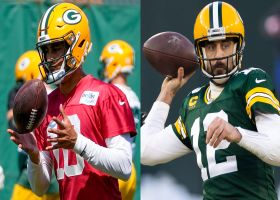 McGinest: It's 'unfair' to compare Jordan Love to Aaron Rodgers
