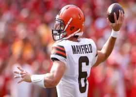 Baker Mayfield's best plays from 321-yard game | Week 1