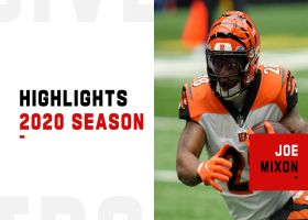 Joe Mixon highlights | 2020 season