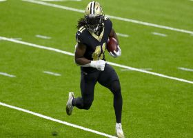 Frelund: Why Alvin Kamara is the top fantasy RB in Week 2