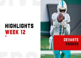 Every catch by DeVante Parker from 119-yard game | Week 12