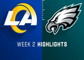 Rams vs. Eagles highlights | Week 2