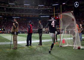 Atlanta Falcons kicker Giorgio Tavecchio's wild NFL journey | NFL Films Presents