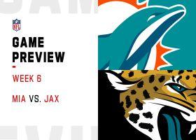 Dolphins vs. Jaguars preview | Week 6