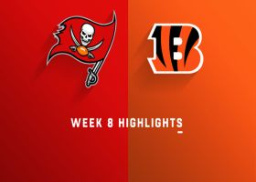 Buccaneers vs. Bengals highlights | Week 8