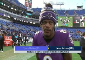 Lamar Jackson: 'Gameplan' was key to win vs. Chargers
