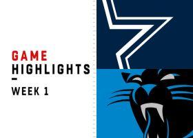 Cowboys vs. Panthers highlights | Week 1