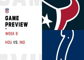 Texans vs. Colts preview | Week 6