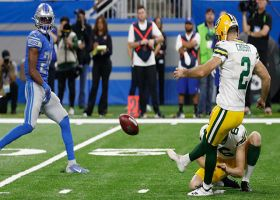 Mason Crosby has ice in his veins for game-winning FG
