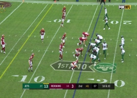 Darnold throws a LASER to Ryan Griffin for 16-yard TD