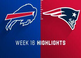 Bills vs. Patriots highlights | Week 16