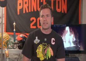 Sean McVay accepts Kyle Brandt's push-up challenge