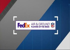 FedEx Air and Ground Players of Week 15 nominees