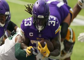 Dalvin Cook finds end zone for two-point conversion