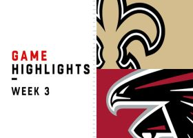 Saints vs. Falcons highlights | Week 3