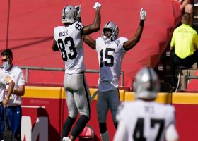 Can't-Miss Play: Derek Carr uses launch codes on 59-yard TD to Agholor