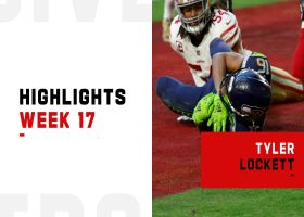 Every catch by Tyler Lockett from 2-TD game | Week 17