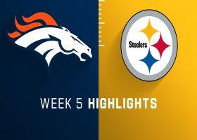 Broncos vs. Steelers highlights | Week 5