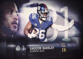 'Top 100 Players of 2020': Saquon Barkley | No. 31