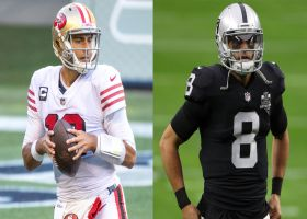 Giardi: Two QBs on other teams that Pats could target in offseason