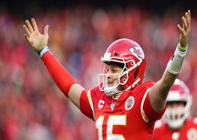 Can't-Miss Play: Are you not entertained? Mahomes hyped after 60-YARD TD