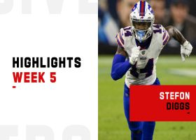 Every catch by Stefon Diggs from 106-yard game | Week 5