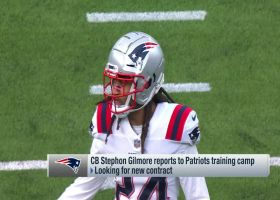 Garafolo: Patriots 'hopeful that there is a solution' to Stephon Gilmore's contract desires