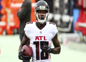 Rapoport: Calvin Ridley expected to be ready for training camp after minor foot surgery