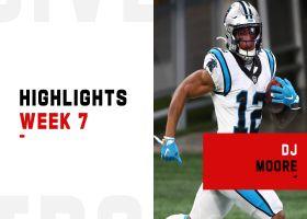 D.J. Moore's best plays from 2-TD game | Week 7