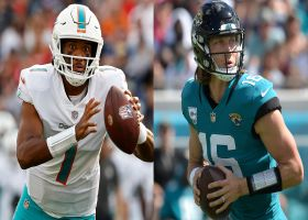 Richard Graves previews Dolphins-Jaguars matchup in London