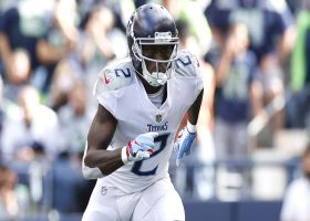 Rapoport: Julio Jones is embracing more of a blocking role in Titans' offense