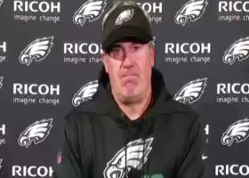 Doug Pederson diagnoses what went wrong for Eagles on 'MNF'