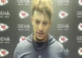 Mahomes, Edwards-Helaire break down Chiefs' Week 6 win