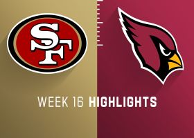 49ers vs. Cardinals highlights | Week 16