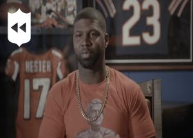 NFL Throwback: Devin Hester revisits Super Bowl TD
