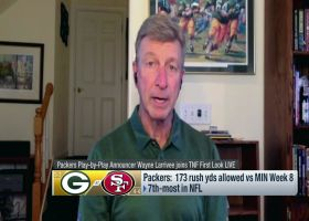 Wayne Larrivee reveals 'priority No. 1' for Packers vs. 49ers