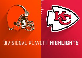 Browns vs. Chiefs highlights | AFC Divisional Round