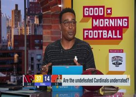 Are the undefeated Cardinals underrated? | 'GMFB'