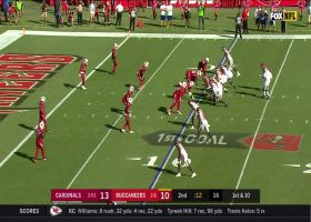 O.J. Howard's first TD of 2019 is beautiful back-shoulder grab