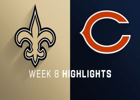 Saints vs. Bears highlights | Week 8