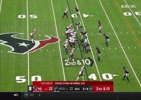 Brandon Bolden finds lane through Texans' D for 24-yard gain