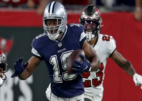 Amari Cooper reels in tough third-down grab with DB all over him