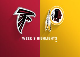Falcons vs. Redskins highlights | Week 9